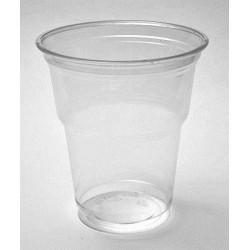 MICHAEL PROCOS Πλαστικό Ποτήρι Διάφανο PET 12ΟΖ 50 Τεμάχια 10.07.35000 5202511064006