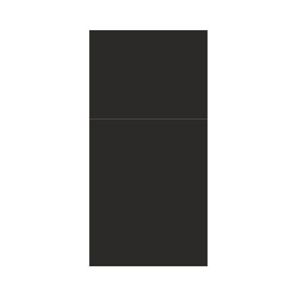 finezza Napkin Airlaid Pocket Fold Black 75PCS 40X33 4Α-ΑΤ-51 0140430030