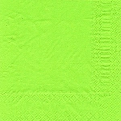 finezza Napkin Luxury Light Green 500PCS 24X24 ΠΟΛΥΤΕΛΕΙΑΣ ΛΑΧΑΝΙ 24Χ24 0140430034