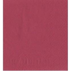 finezza Napkin Luxury Bordeaux 500PCS 24X24 2Π-ΑΤ-20 0140430037