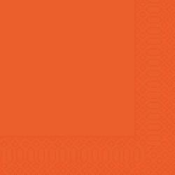 finezza Napkin Luxury Orange 500PCS 24X24 ΠΟΛ/ΛΕΙΑΣ ΠΟΡΤΟΚΑΛΙ 24Χ24 0140430039