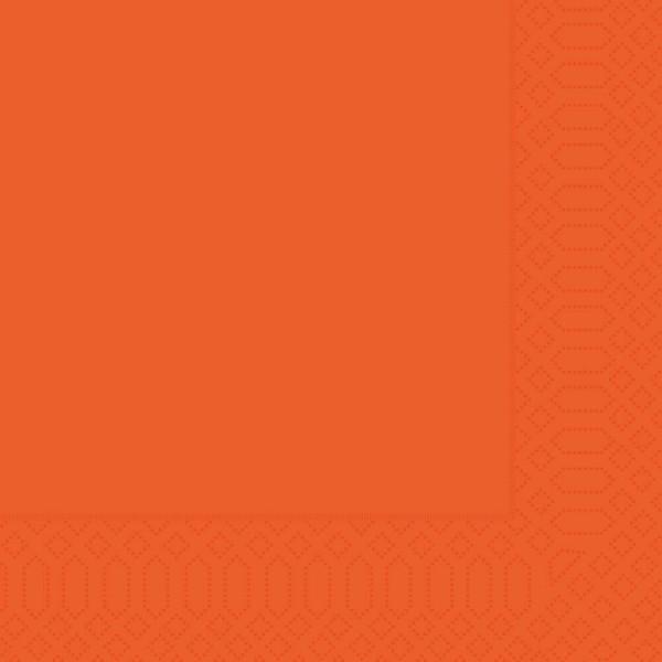 finezza Χαρτοπετσέτα Πολυτελείας Πορτοκαλί 500ΤΕΜ 24Χ24 ΠΟΛ/ΛΕΙΑΣ ΠΟΡΤΟΚΑΛΙ 24Χ24 0140430039