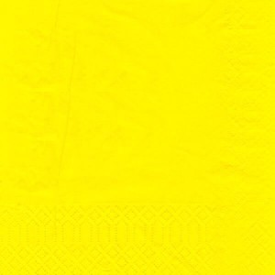 finezza Napkin Luxury Yellow 500PCS 24X24 2Π-ΑΤ-15 0140430040