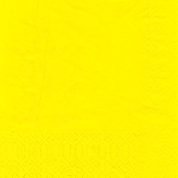 finezza Χαρτοπετσέτα Πολυτελείας Κίτρινη 500ΤΕΜ 24Χ24 ΠΟΛΥΤΕΛΕΙΑΣ ΚΙΤΡΙΝΗ 24Χ24 0140430040