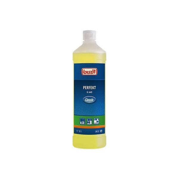 buzil G440 Alkaline Industrial Cleaner 1Lt 200035 4100660005059