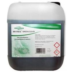 ΟΙΚΟΧΗΜΙΚΗ Destral Oven Clean Liquid For Self Cleaning Ovens 11Kg 13090902063 5205662007960