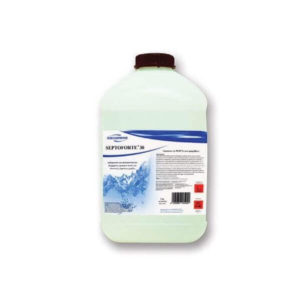 ΟΙΚΟΧΗΜΙΚΗ Septoforte 30 Cleaner And Disinfectant 5KG 13060600014 5205662005942
