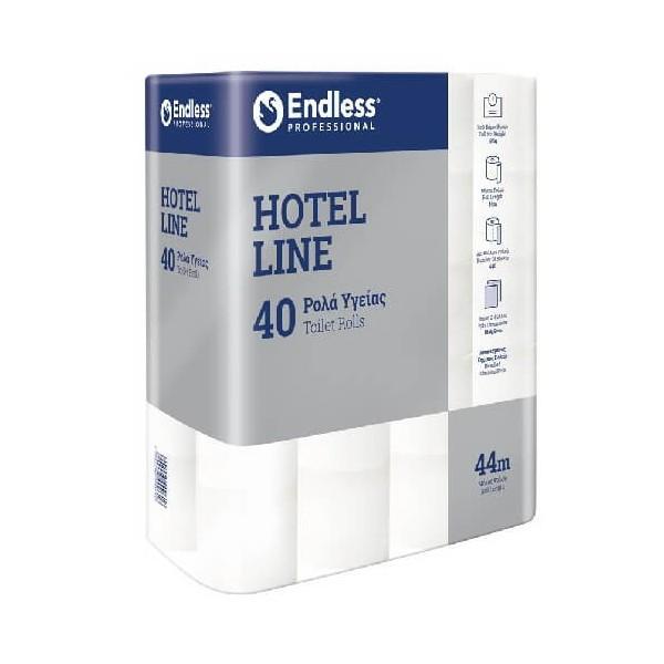 Endless 40 Ρολά Υγείας Hotel Line 1100124008 5202995009616