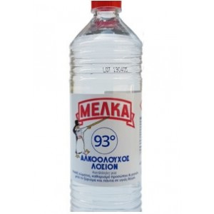 ΜΕΛΚΑ Alcoholic Lotion 93C 400ML 1014 5202221010140