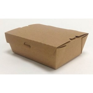 Αφοί Ρόη Paper Kraft Box Conical Portion 20X14X7,5 50PCS 0001091-5 0150780012