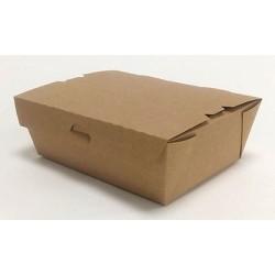 Αφοί Ρόη Paper Kraft Box Ready Conical Portion 20X14X7,5 35PCS 0001091-5 0150780012