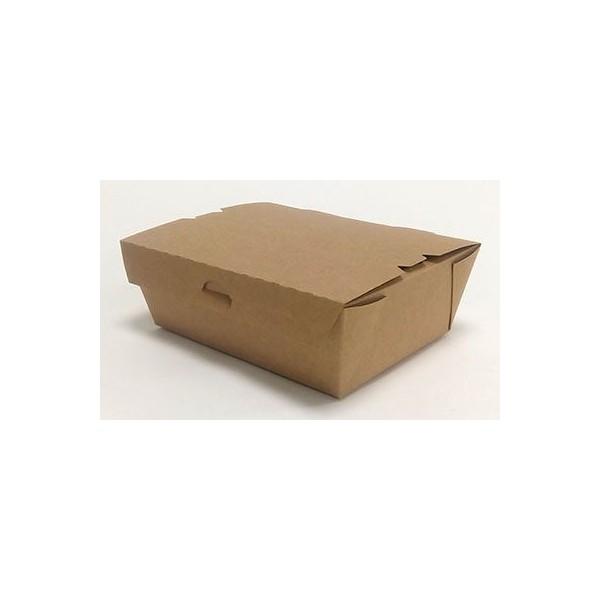 Αφοί Ρόη Paper Kraft Box Conical Portion 20X14X7,5 50PCS 0001091-5 0150780012