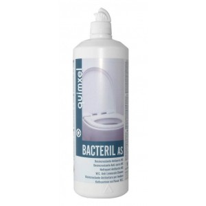 quimxel Bacteril As W.C. Limescale Cleaner 1Lt 0460017 8428446017369