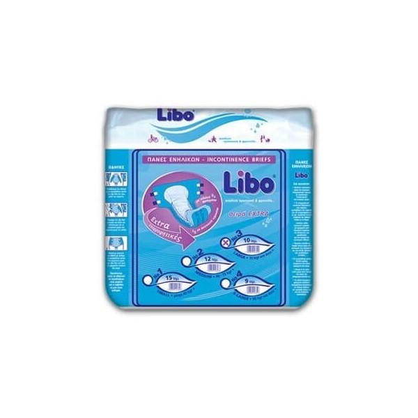 LIBO Γήρατος  Extra Πάνα Large 10TEM 2.3.006 5204899200090