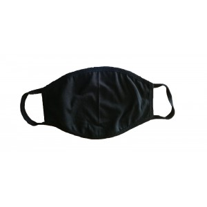 OEM Fabric Surgical Face Mask Black 0250640004 0250640004