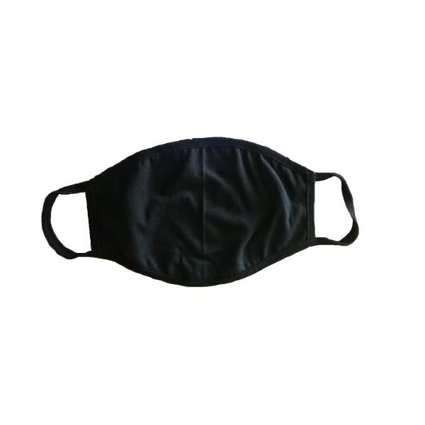OEM Μάσκα Πολλαπλών Χρήσεων Υφασμάτινη Μαύρη 0250640004 0250640004
