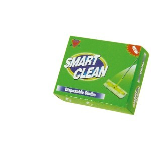 OEM Smart Clean Dust Absorbing Cloth 20Pcs SMART CLEAN 1011120012157
