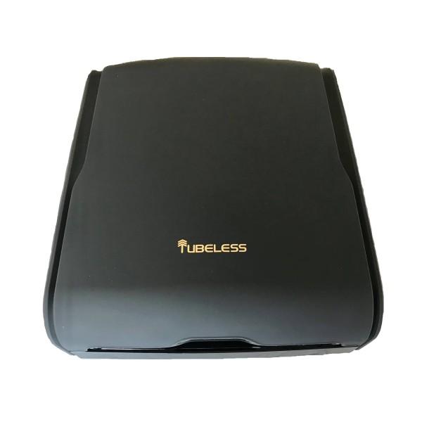 TUBELESS Dispenser Interfold Hand Towel Black 2912185104 3859893213274