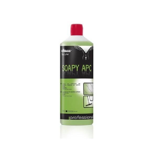 Endless Top Line Soapy Apc Πράσινο Σαπούνι 1LT 1205120100 5202995105745