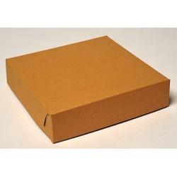 4way Χάρτινο Κουτί Κραφτ Βάφλας 000785 5200150780015