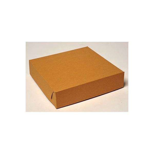 4way Paper Kraft Box Waffle 000785 5200150780015