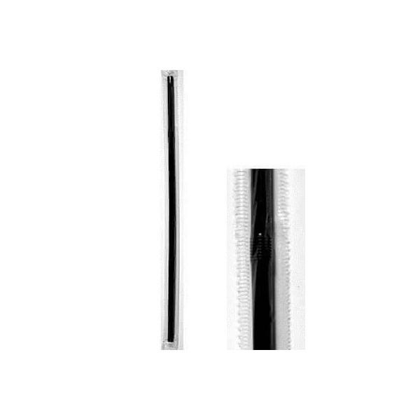 KORPLAST Freddo Straws Black 1/1 20CM 1000PCS 0090120-1 0150500022