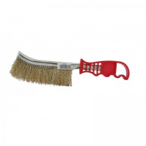 OEM Grill Brush With Handle 23-17-154 0251390013