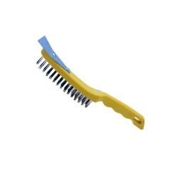 OEM Grill Brush With Scraper 23-17-254 0251390014