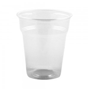 OEM Plastic Cups Transparent 504/300ML Mornos 50PCS 0140107 5202209543608