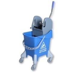 Mopatex Καρότσι Καθαρισμού Με Ρόδες Και Πρέσσα AF08088 0160740017