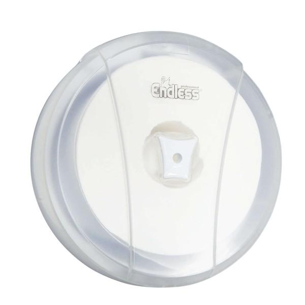 Endless Plastic Dispenser For Hygiene Paper Roll Centerpull 600GR White 2999150407 0170580014