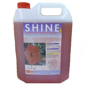 OEM Shine 3 All Purpose Cleaner 4LT ΑΠΡ088 0130270036