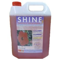 OEM Shine 3 Καθαριστικό Γυαλιστικό Δαπέδων 4LT ΑΠΡ088 0130270036