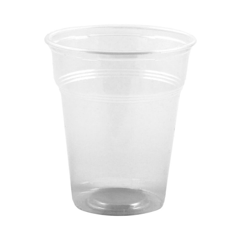 lariplast Plastic Cups Transparent 505/400ML 50PCS 02ΠΚ-Μ1ΡΡ024505 5202287005098