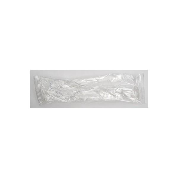 4way Πλαστικό Κουτάλι Γλυκού 15CM Διάφανο Συσκευασμένο 200ΤΕΜ 000908-2 0150820018
