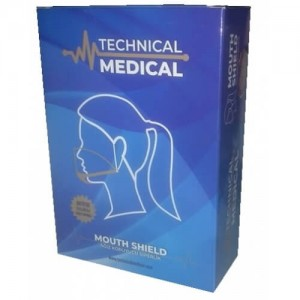 OEM Technical Medical Mouth Shield 25-00-357 8697677463508
