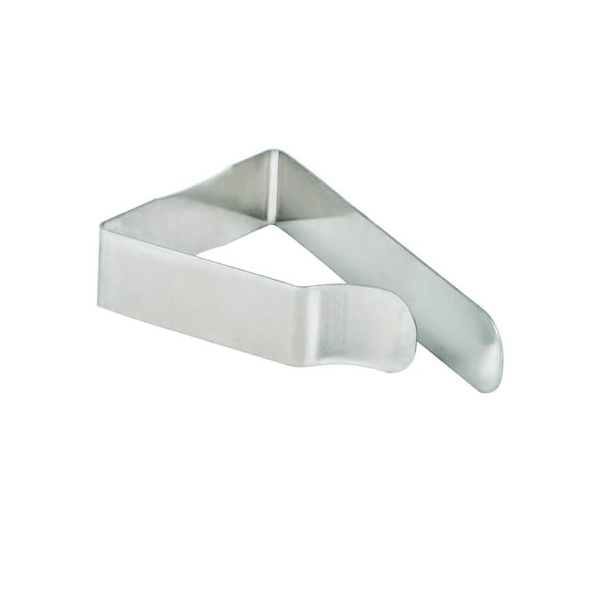 ΚΥΚΛΩΨ Clips For Tablecloth Metallic 50Pcs 00330213 5203160130005