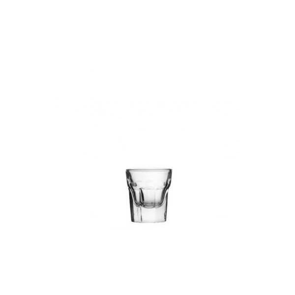 Uniglass Γυάλινο Σφηνάκι Marocco 4CL 56037 0151190000