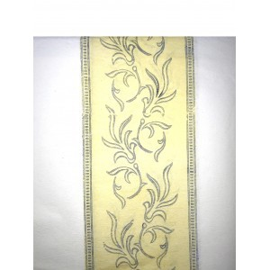 OEM Table Cover 1X1.60 White With Print 10Kg 0141120017 0141120017