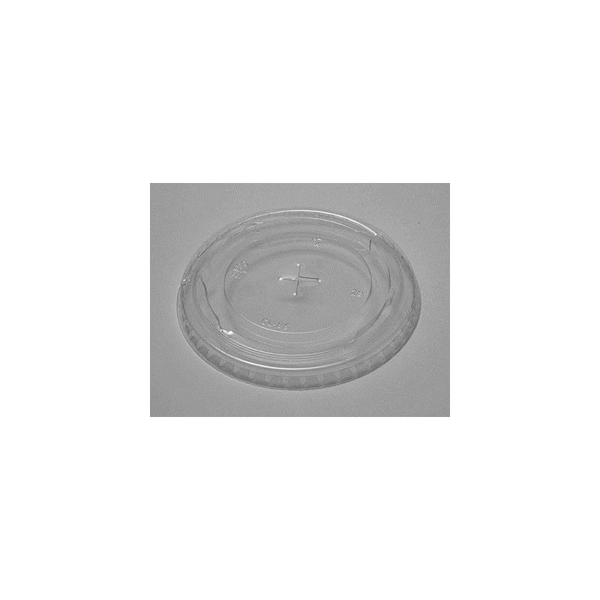 MICHAEL PROCOS Plastic Lids Flat With Cross For 9OZ/22OZ PET 100PCS 10.07.4453 5202511753016