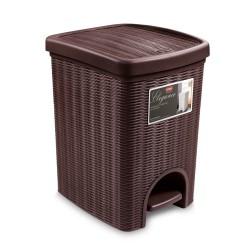 OEM Stefanplast Waste Basket With Foot Pedal 20Lt 23-40-062 8003507308015