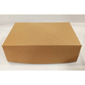 4way Paper Kraft Box Club Sandwich XL 000781-1 5200150780020