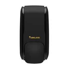 TUBELESS Συσκευή Αφροσάπουνου Μαύρη 2912187102 5202995203427