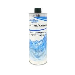 ΟΙΚΟΧΗΜΙΚΗ Novoril Copper Special Cleaner For Brass Utensils 23151506009 5205662008257