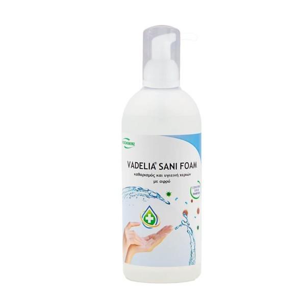 ΟΙΚΟΧΗΜΙΚΗ Vadelia Sani Foam Disinfectant Soap 500ML 13080801026 5205662008875