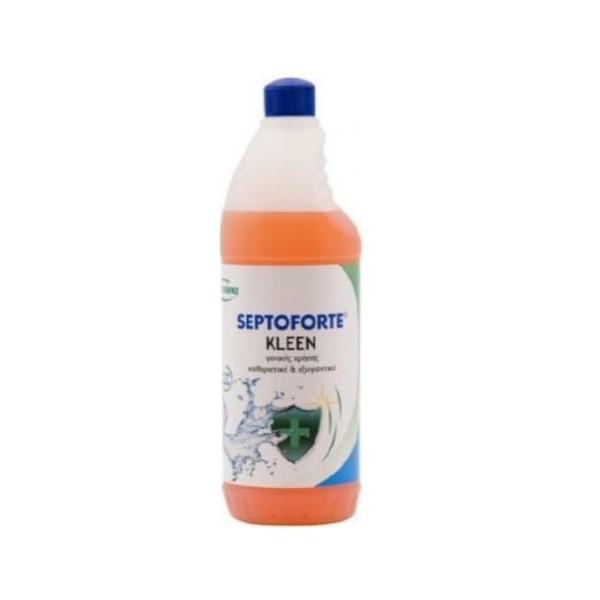 ΟΙΚΟΧΗΜΙΚΗ Septoforte Kleen Multi Purpose Disinfectant 1Lt 13151501075 5205662008936