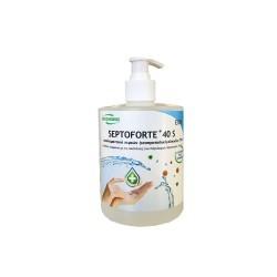 ΟΙΚΟΧΗΜΙΚΗ Septoforte 40S Alcohol Hand Disinfectant Pump 500ML 13060600039 5205662009407