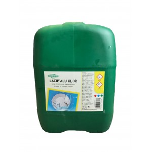 ΟΙΚΟΧΗΜΙΚΗ Lacip Alu Klor Dishwashing Detergent With Active Chlorine 30Kg 13090901016 5205662003580