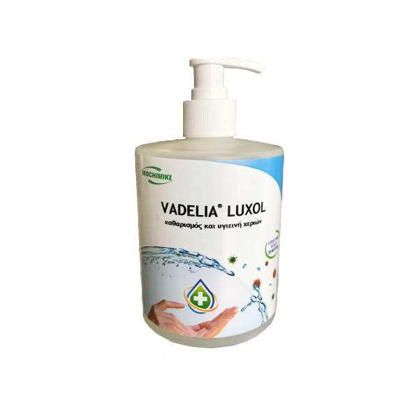 ΟΙΚΟΧΗΜΙΚΗ Vadelia Luxol Antiseptic Handsoap 500ML 13080801024 5205662008868
