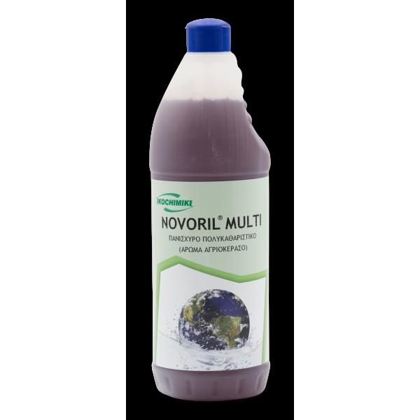 ΟΙΚΟΧΗΜΙΚΗ Novoril Multi Ισχυρό Πολυκαθαριστικό 1LT 13151501033 5205662004808